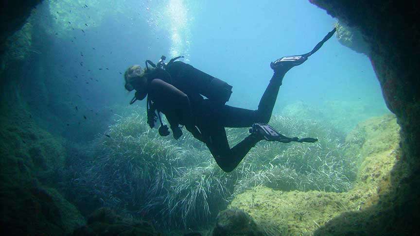 PADI Advanced Open Water Diver with Latchi Dive Centre, Paphos, Cyprus