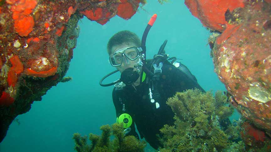PADI Courses with Latchi Dive Centre, Paphos Cyprus