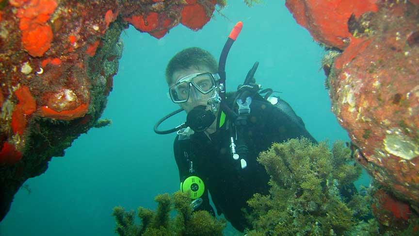 PADI Courses with Latchi Dive Centre, Paphos Cyprus