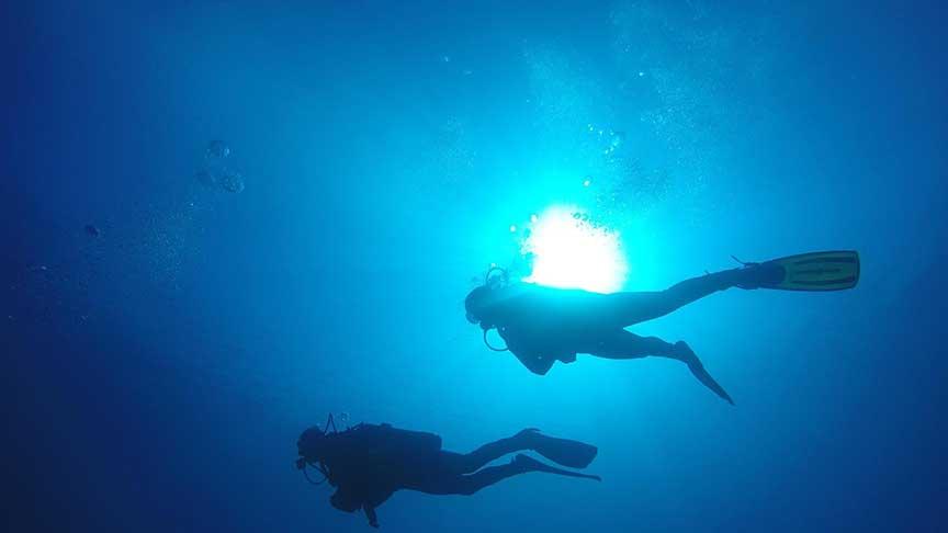 PADI Master Scuba Diver with Latchi Dive Centre, Paphos, Cyprus
