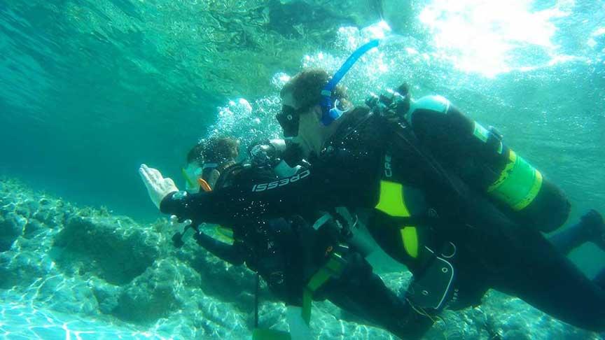 PADI Rescue Diver with Latchi Dive Centre, Paphos, Cyprus
