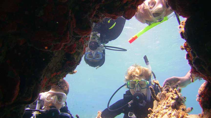 PADI Scuba Review Course with Latchi Dive Centre, Paphos, Cyprus