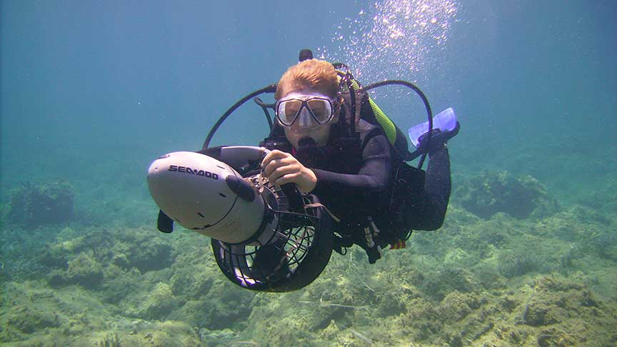 PADI Speciality Courses with Latchi Dive Centre, Cyprus