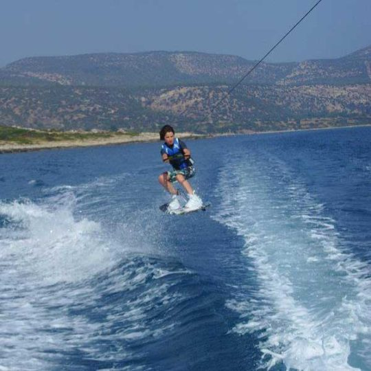 Waterski and Wakeboard Family Watersports with Latchi Watersports Centre, Cyprus