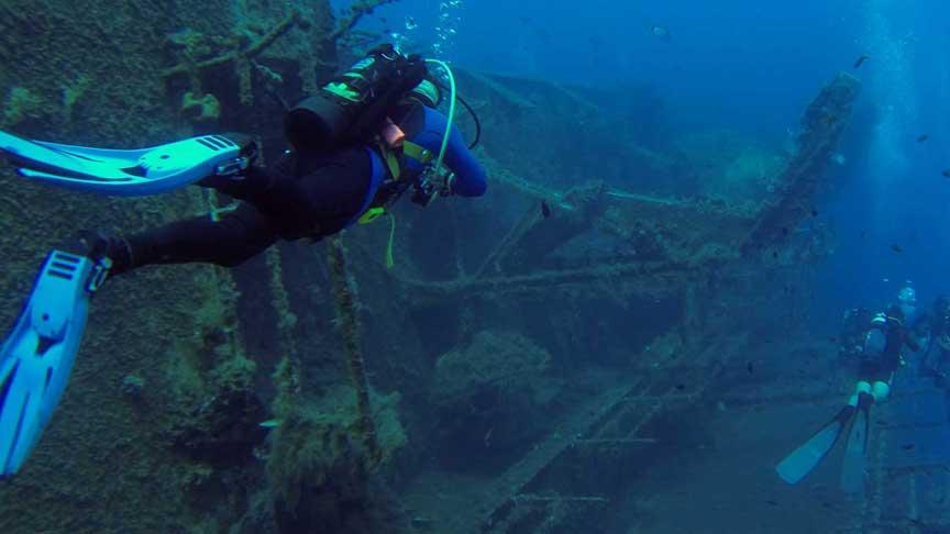 Zenobia Wreck Dives with Latchi Dive Centre, Paphos Cyprus