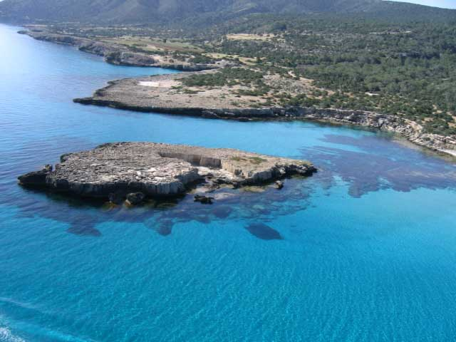 Blue Lagoon Dive Sites on the Akamas Peninsula with Latchi Dive Centre, Cyprus