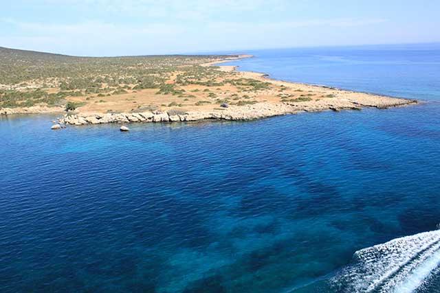 Fontana Amorosa Dive Sites on the Akamas Peninsula with Latchi Dive Centre, Cyprus