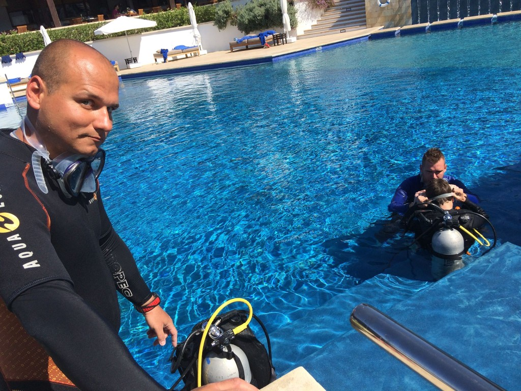 Try Diving with Latchi Dive Centre, PADI 5 Star Dive Centre in Cyprus