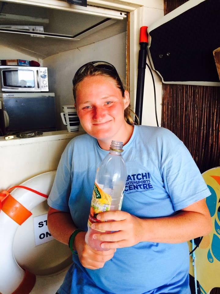 Niamh - PADI Rescue Diver Course, Latchi Dive Centre