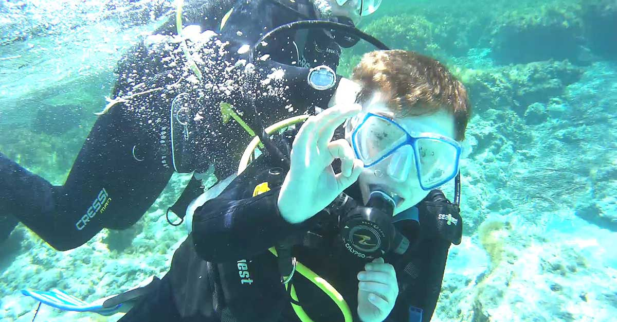 Cyprus Diving Testimonials for Latchi Dive Centre. 5 Star Dive Centre in Cyprus