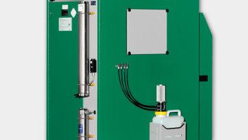 New Diving compressor: Lenhardt & Wagner LW700 11es