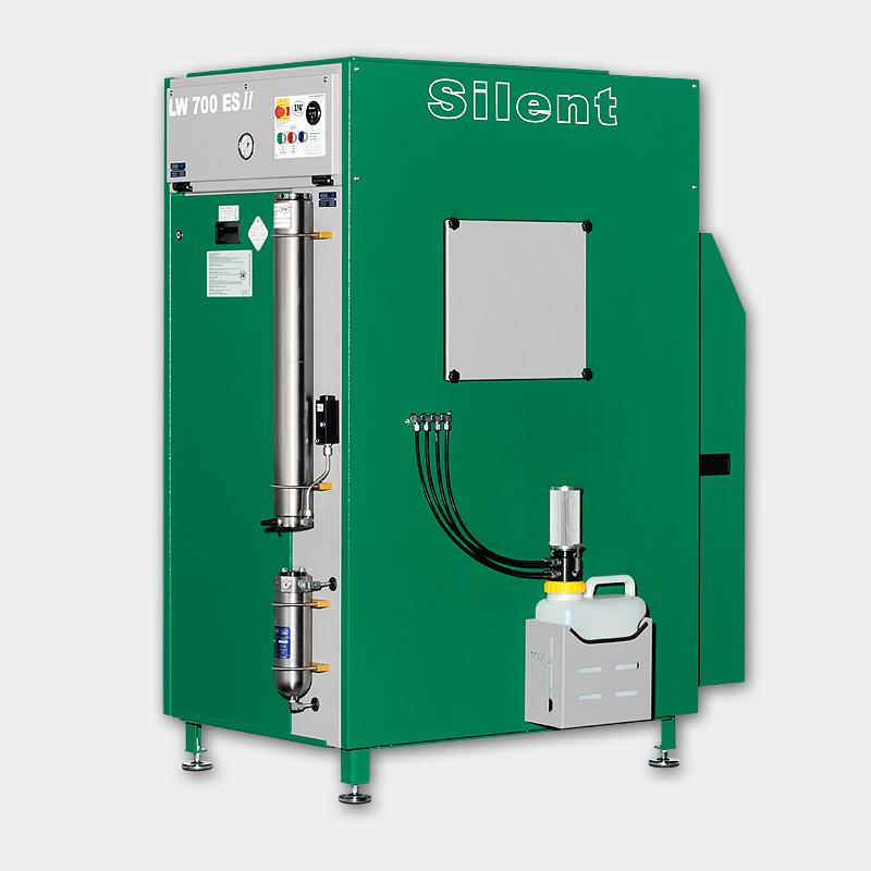 breathing air diving compressor LW 700 ES II
