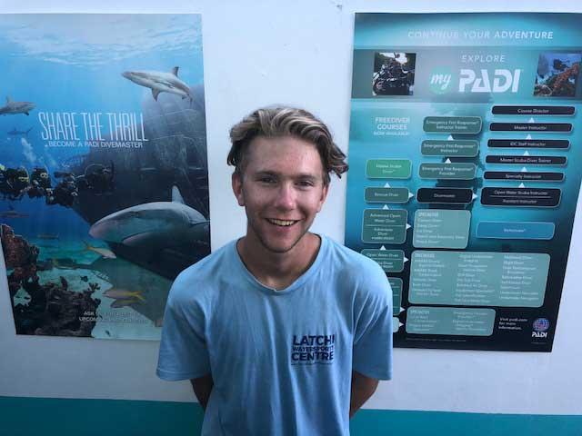 Dive Internship at Latchi Dive Centre by Ben