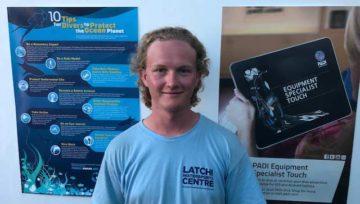 Divemaster Internship at Latchi Dive Centre