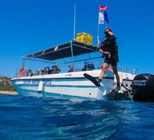 PADI Instructor Development Course Cyprus | Latchi Dive centre