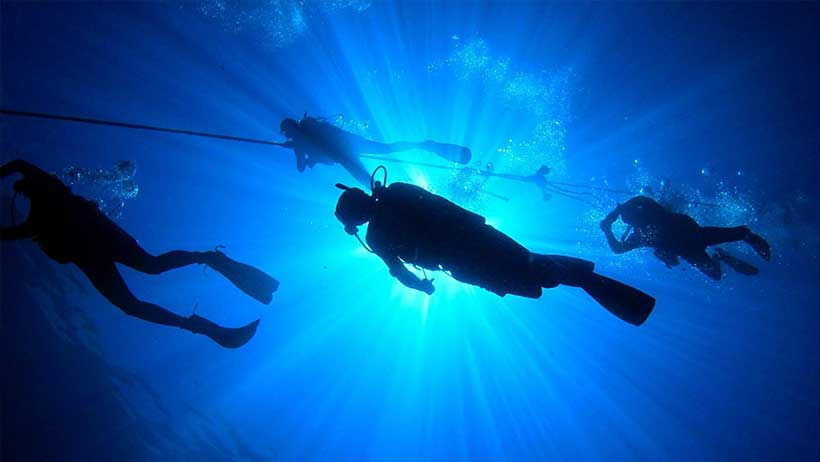Go Pro PADI Specialty Instructor | Latchi Dive Centre PADI 5 Star Instructor Development Centre in Cyprus