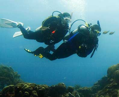 PADI Deep Diver Specialty | Latchi Dive Centre PADI 5 Star Instructor Development Centre in Cyprus