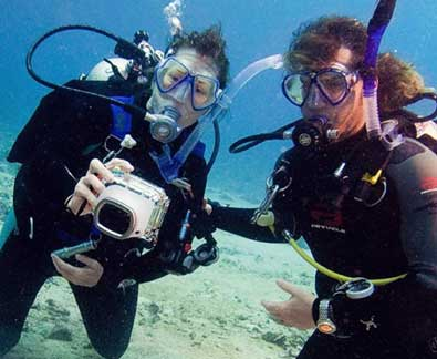 PADI Digital Underwater Photography Specialty | Latchi Dive Centre PADI 5 Star Instructor Development Centre in Cyprus