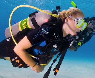 PADI Enriched Air Nitrox Specialty | Latchi Dive Centre PADI 5 Star Instructor Development Centre in Cyprus