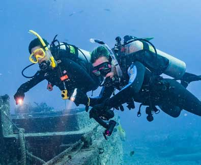 PADI Peak Performance Buoyancy Specialty | Latchi Dive Centre PADI 5 Star Instructor Development Centre in Cyprus