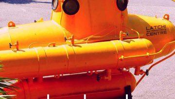 'Das Boob' Our new submarine