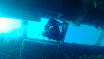 Zenobia Wreck, why I love to dive this site