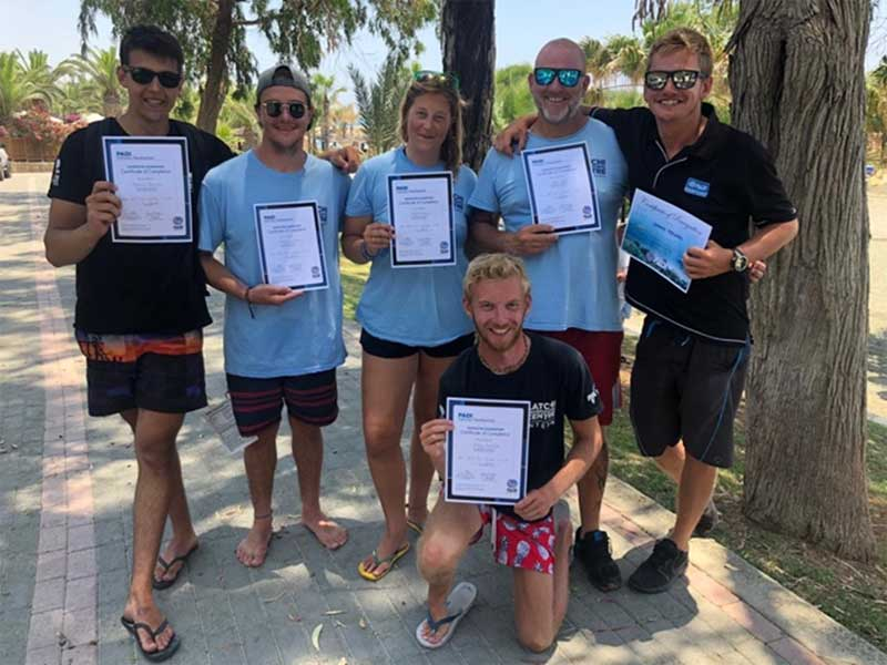 London to Latchi Watersports | Latchi Dive Centre, Cyprus