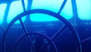 Elpida Wreck in Cyprus