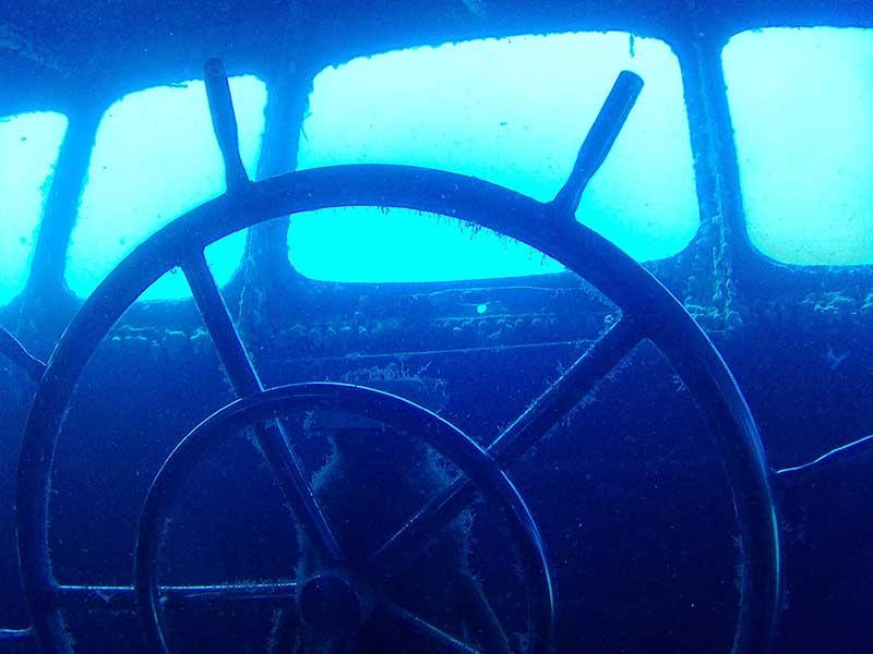 Elpida Wreck in Cyprus by David Stangroom | Latchi Dive centre