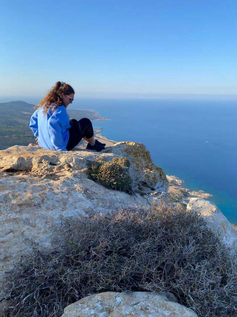Holly - PADI Divemaster in Cyprus with Latchi Watersports Dive Centre