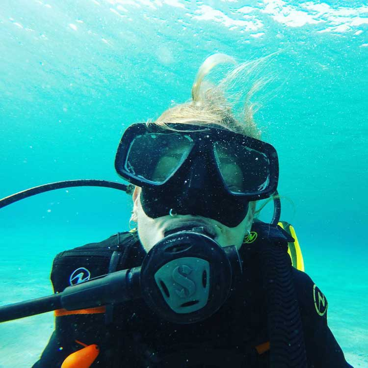 DSD Discover Scuba Diving in Cyprus with Latchi Dive Centre, Paphos